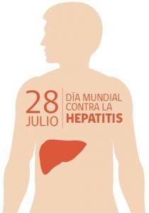 Día mundial de lucha contra la Hepatitis