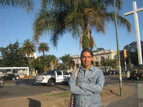 Felipe Garcia Quintero - Imagen tomada de felicitacartoneranhembyense.blogspot.com.co