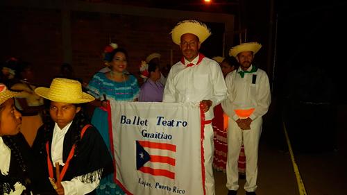 Ballet Teatro Guaitiao, Puerto Rico
