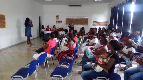 Alcaldía de Guachené capacita a mujeres del municipio