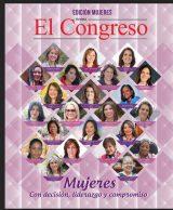Alcaldesa de Caloto la reconocen como una líder nacional en la Revista El Congreso