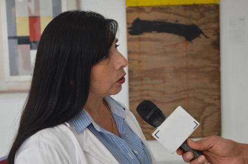 Briseida Rodríguez Tróchez, secretaria de Cultura y Deporte