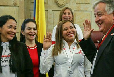 Carolina Ordóñez, Directora Mujeres del Partido Liberal