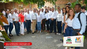 Consejo comunitario en Miranda