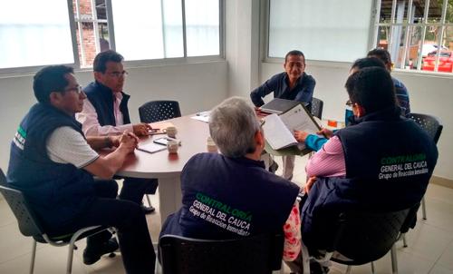 Contraloría realiza auditorías de reacción inmediata al Hospital Susana López y a EMTIMBÍO E.S.P