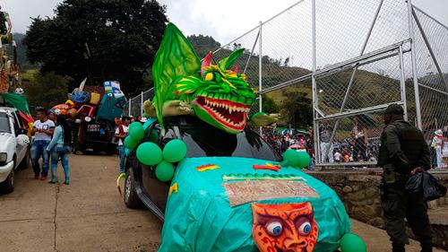 En Jambaló celebraron sus ferias por todo lo alto