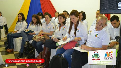 Equipo de asesor Gobernación del Cauca