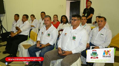 Equipo de gobierno municipio de Miranda