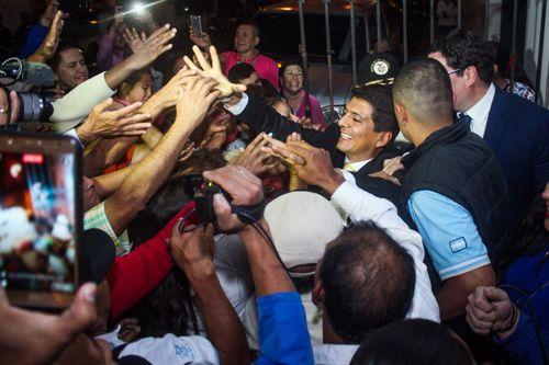 """""""Aquí lo que se hizo fue justicia"""", primeras palabras del Alcalde de Popayán"""