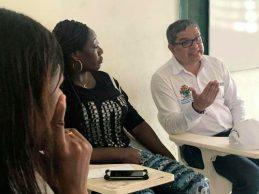 Gobernación y la Nación atendieron a la población del municipio de Guapi
