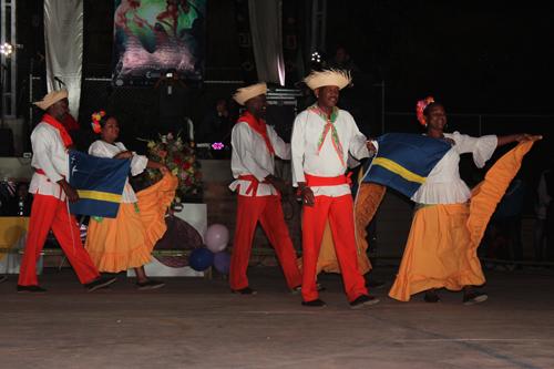 Grupo de Baile Memoria de Curzou y Grupo Tipiko Pasa Bon, Curazao
