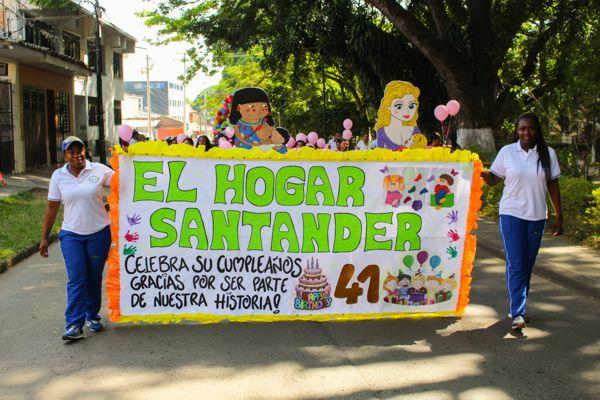 Hogar Infantil Santander