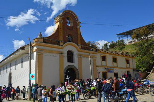 Falleció don Roberto Tróchez, en Jambaló
