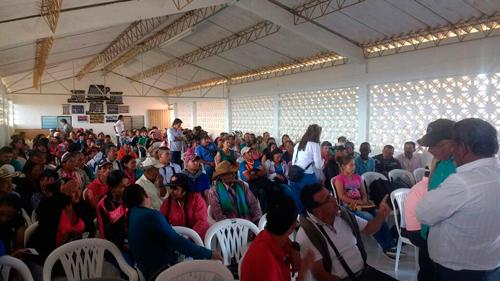 Jornada de acceso a la justicia en El Tambo