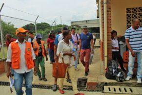 Jornada de atención descentralizada en zonas rurales realiza la alcaldía de Caloto - El Palo