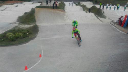 Juegos Supérate en el Cauca BMX