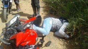 Lo asesinaron llegando a Mondomo, norte del Cauca