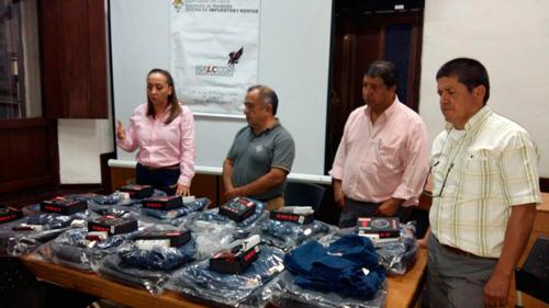 Lucha contra el contrabando se fortalece en el Cauca