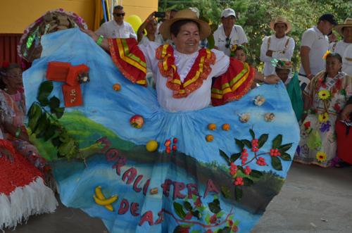 Más de dos mil adultos mayores participaron del encuentro departamental en Popayán