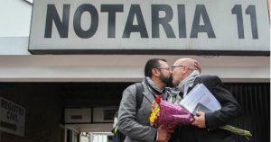 Matrimonio parejas del mismo sexo