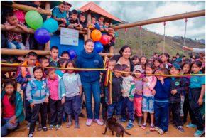 Nuevo espacio recreativo para los niños de Jambaló