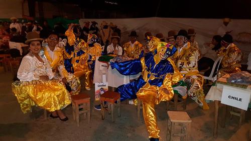 Por primera vez en Jambaló visitan variaos países como Bolivia, Chile, Curazao, Ecuador, México, Colombia y Puerto Rico