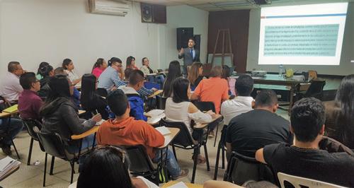 Secretaría de Salud Cauca capacita a personal médico y asistencial en Interrupción Voluntaria del Embarazo