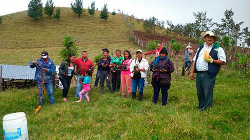 comunidades Indígenas Yanaconas
