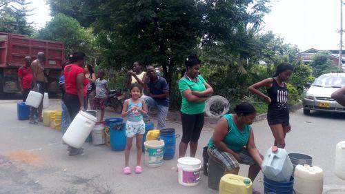 Municipios del Norte siguen sin agua potable