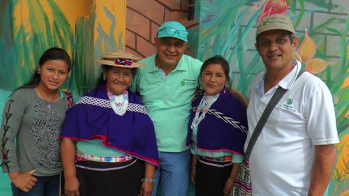 Encuentro Cultural de la Caucanidad en el municipio de Piendamó
