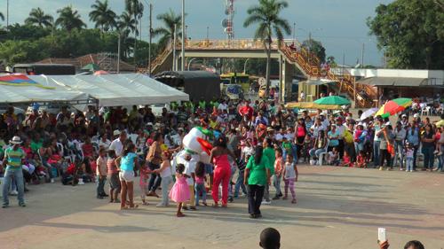 Encuentro Cultural de la Caucanidad en el municipio de Santander de Quilichao