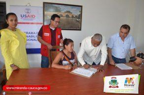 Ministerio de Vivienda visita a Miranda