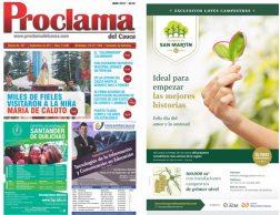 Edición No. 387 - Proclama del Cauca - Septiembre de 2017