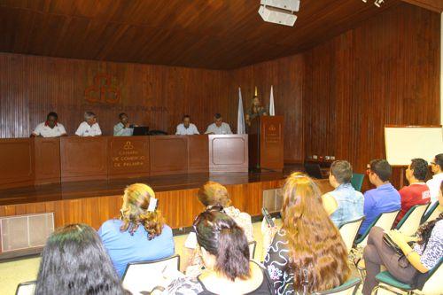 Jornada de fortalecimiento gremial de periodistas. Palmira, Valle del Cauca.