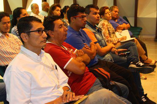 Cámara de Comercio de Palmira - Jornada de fortalecimiento gremial de periodistas.