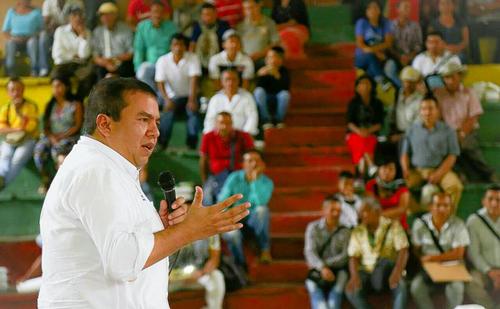 """""""Los caucanos recibimos con beneplácito este cese al fuego bilateral"""": gobernador del Cauca"""