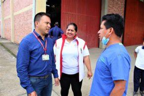Caldono participó del Sexto Simulacro Nacional de Respuesta a Emergencias