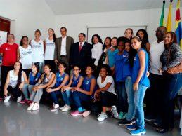 """""""Para que Colombia cambie, se necesitan muchos Óscar Campo con liderazgo en el deporte"""": presidente Federación Colombiana de Baloncesto"""