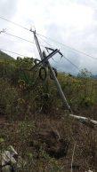 Artefactos explosivos contra la infraestructura, dejan sin energía a usuarios del norte del Cauca