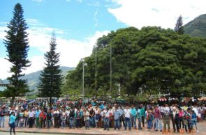 Audiencia Pública se realizó en Páez-Belalcázar para repudiar atentados a indígenas