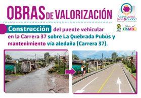 Avanza proyecto de valorización para Popayán