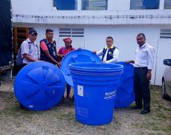 Ayudas en temporada de lluvias para Páez