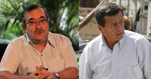 FARC y ELN hablarán de paz en Quito