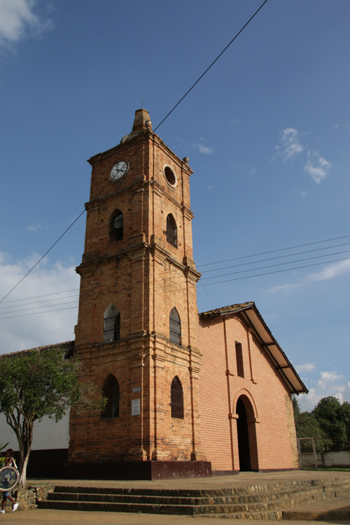 Iglesia Principal de Caloto
