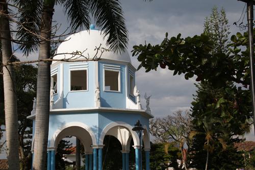 Caloto, municipio de resignificación e historia - Templete