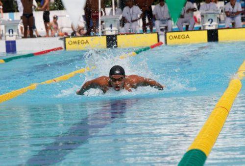 Campeonato Nacional de Natación en Cartagena