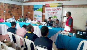 Servicio de energía para 1600 familias de El Tambo