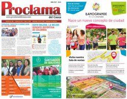 Lea gratis la edición impresa No. 389 de Proclama del Cauca
