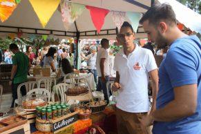 Emprendimiento Caucano presente en el Quinto Festival Ecológico de Cali 2017