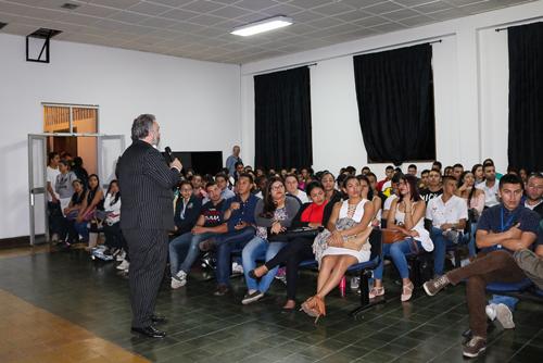 Estudiantes de la FUP tendrán la posibilidad de estudiar en Estados Unidos